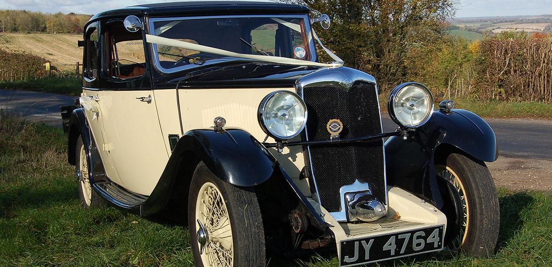 Swanmore Wedding Cars Riley