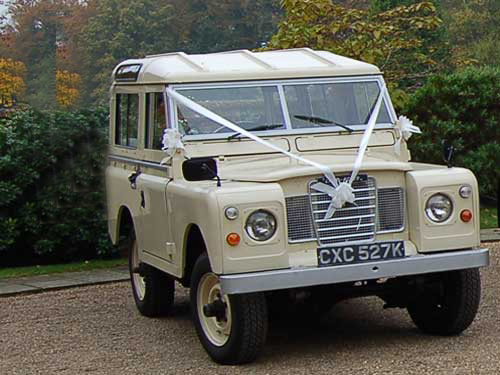 Series 3 Landrover