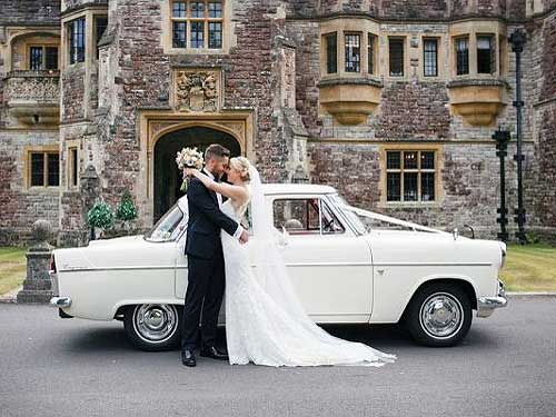White Zephyr Swanmore Wedding Cars