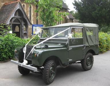 Series 1 Swanmore Wedding Cars