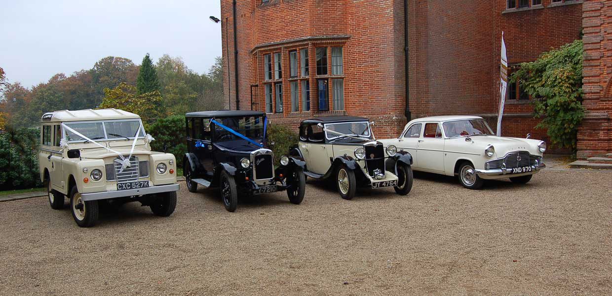 Alltogether Swanmore Wedding Cars