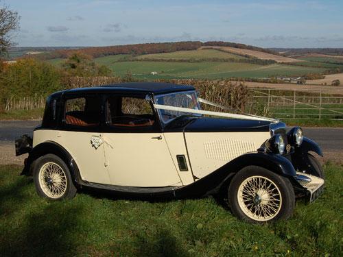 Swanmore Wedding Cars Riley Mentone