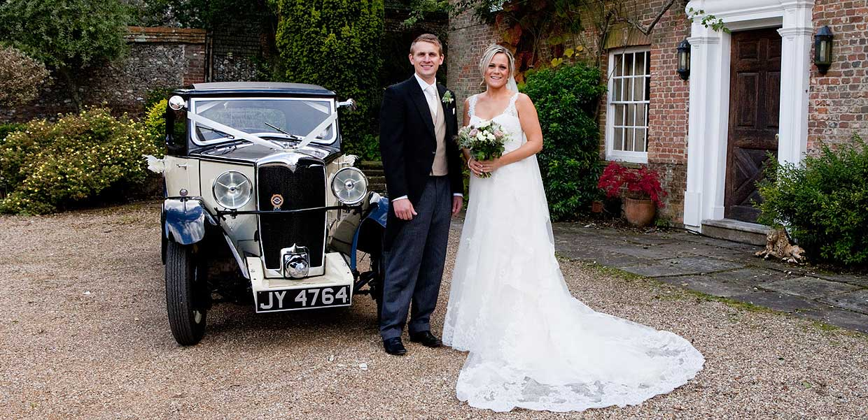 Riley Swanmore Wedding Cars
