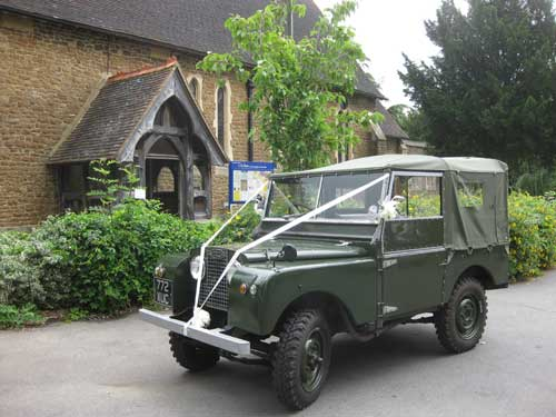 Series 1 Landrover